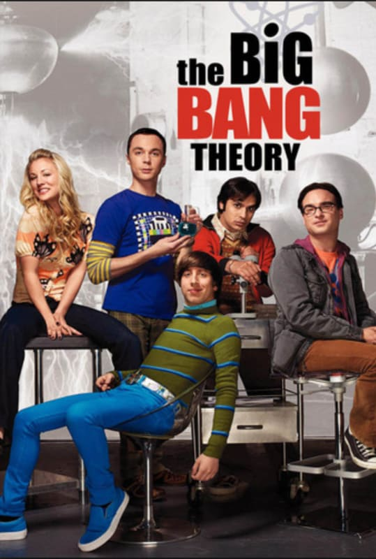 The Big Bang Theory - Renewed!