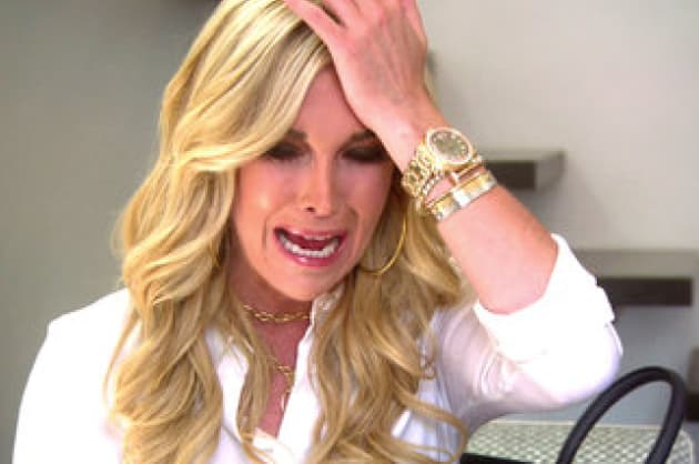 Tears Are Shed - The Real Housewives of New York City
