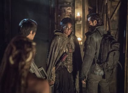 Watch The 100 Season 4 Episode 8 Online