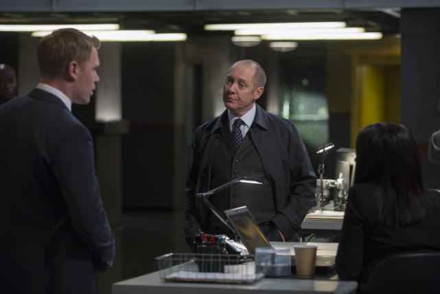 Red Talks to Ressler