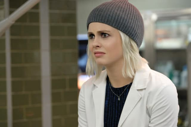 What Do You Mean You Don't Know What the Stanley Cup Is?  - iZombie Season 4 Episode 5