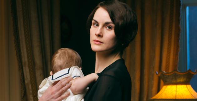 Downton Abbey Season 4 Photo