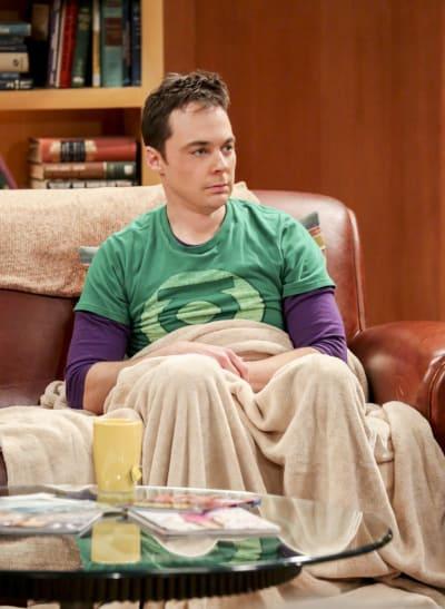 Sheldon Pushes Himself To His Limit - The Big Bang Theory
