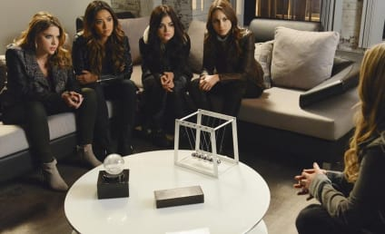 Pretty Little Liars Season Finale: 24 First Look Photos!