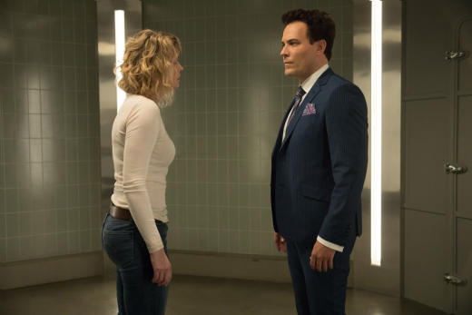 Mr. Ketch and Mary reunited - Supernatural Season 12 Episode 21