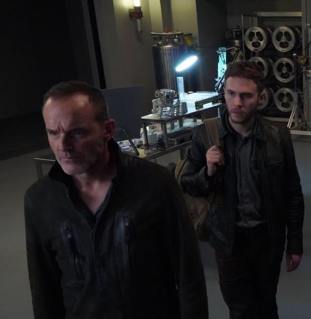 Dead Men Walking - Agents of S.H.I.E.L.D. Season 5 Episode 11