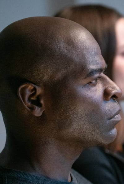 Dembe Prays - The Blacklist Season 6 Episode 11