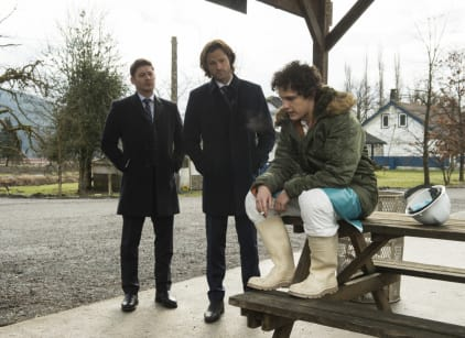 Watch Supernatural Season 12 Episode 18 Online