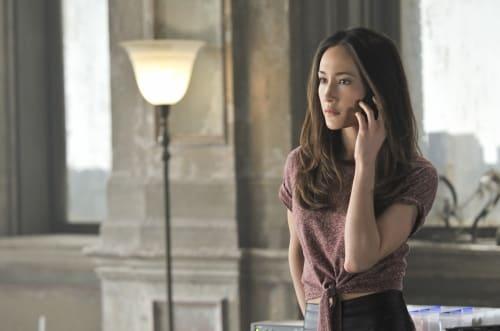 Nikita on the Phone