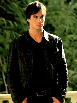 Damon Salvatore Pic