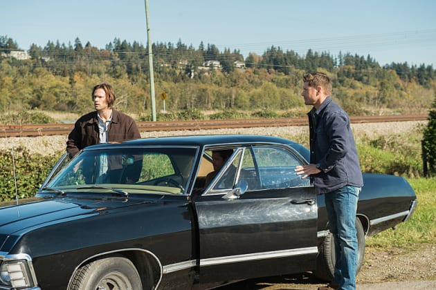 Time to get back in the car - Supernatural Season 12 Episode 8