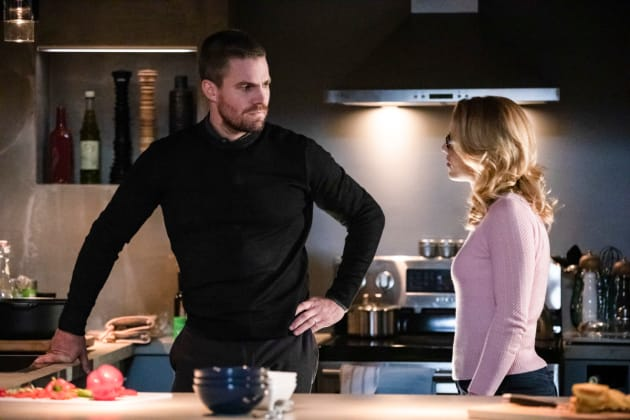 Time With Family - Arrow