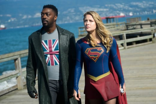 Following a Lead - Supergirl