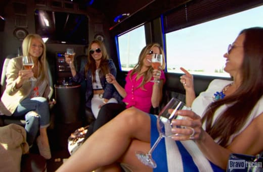 The Real Housewives of... Boca Raton? - The Real Housewives of New Jersey Season 6 Episode 10