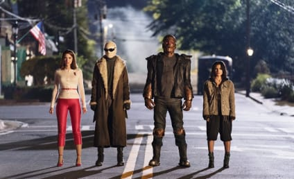 Doom Patrol Season 2 Gets Summer Premiere Date at DC Universe and HBO Max