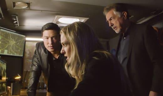 Seeking a Pattern - Criminal Minds Season 13 Episode 15