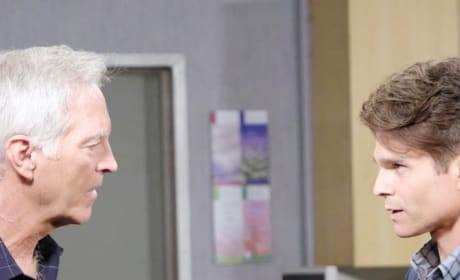 (TALL) Is John Leo's Father? - Days of Our Lives
