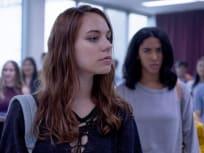 At School - Dare Me Season 1 Episode 8