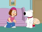 Running Away - Family Guy