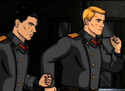 Watch Archer Season 2 Episode 12 Online