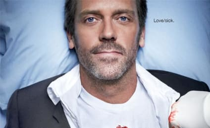 House Season 7 Poster: A Case of Love Sickness
