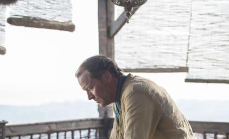Jorah Mormont at Work