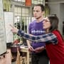 Sheldon and Amy Work Together - The Big Bang Theory Season 10 Episode 19