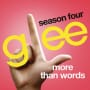 Glee cast more than words