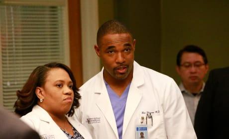 Say What? - Grey's Anatomy Season 13 Episode 21
