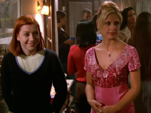 Party Girl - Buffy the Vampire Slayer