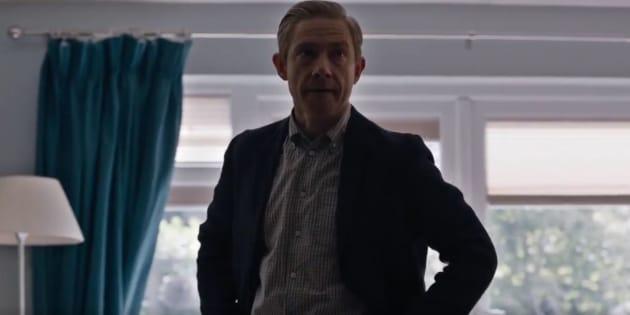 John faces Sherlock Season 4 Episode 2