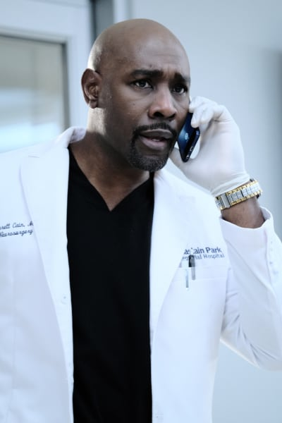 The Call of all Calls- Tall - The Resident Season 3 Episode 18
