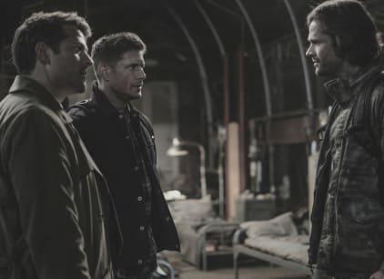 Watch Supernatural Season 13 Episode 22 Online