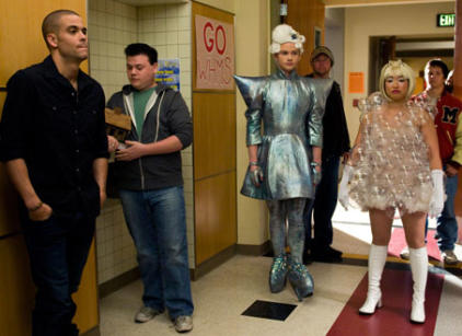 Watch Glee Season 1 Episode 20 Online