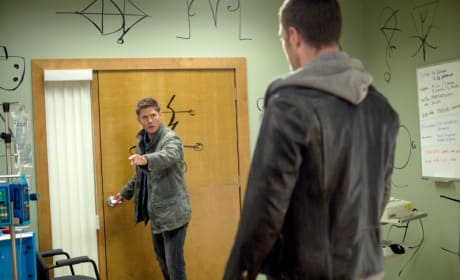 Supernatural Season 9 Scene