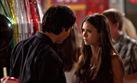 Damon vs. Elena