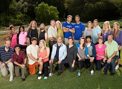 Watch The Amazing Race Season 20 Episode 12 Online