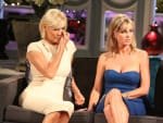 Yolanda Defends Her Daughter - The Real Housewives of Beverly Hills