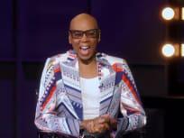 RuPaul Laughing - RuPaul's Drag Race