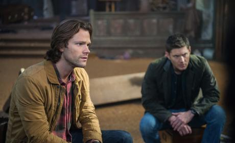 """""""We're the Winchesters, and we're here to help"""" - Supernatural Season 12 Episode 10"""