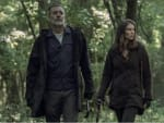 Through the Woods - The Walking Dead