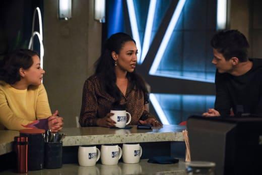 West-Allen Planning - The Flash Season 5 Episode 16
