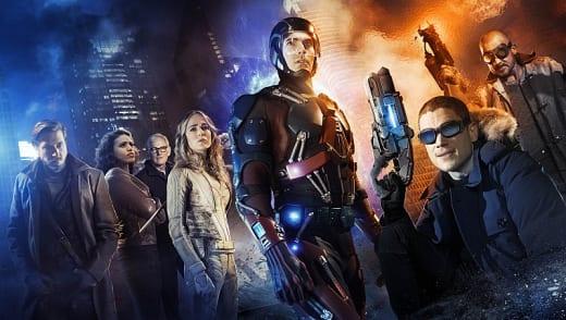 DC's Legends of Tomorrow Photo