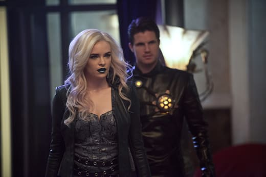Killer Frost and Deathstorm - The Flash