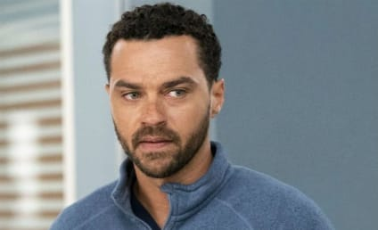 Grey's Anatomy: Jesse Williams Exits After 12 Years!