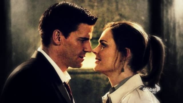 Booth and Brennan - Bones