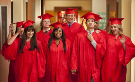 Glee Cast Pic