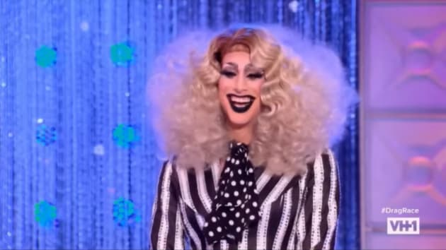 Less Dots, More Stripes - RuPaul's Drag Race Season 10 Episode 2
