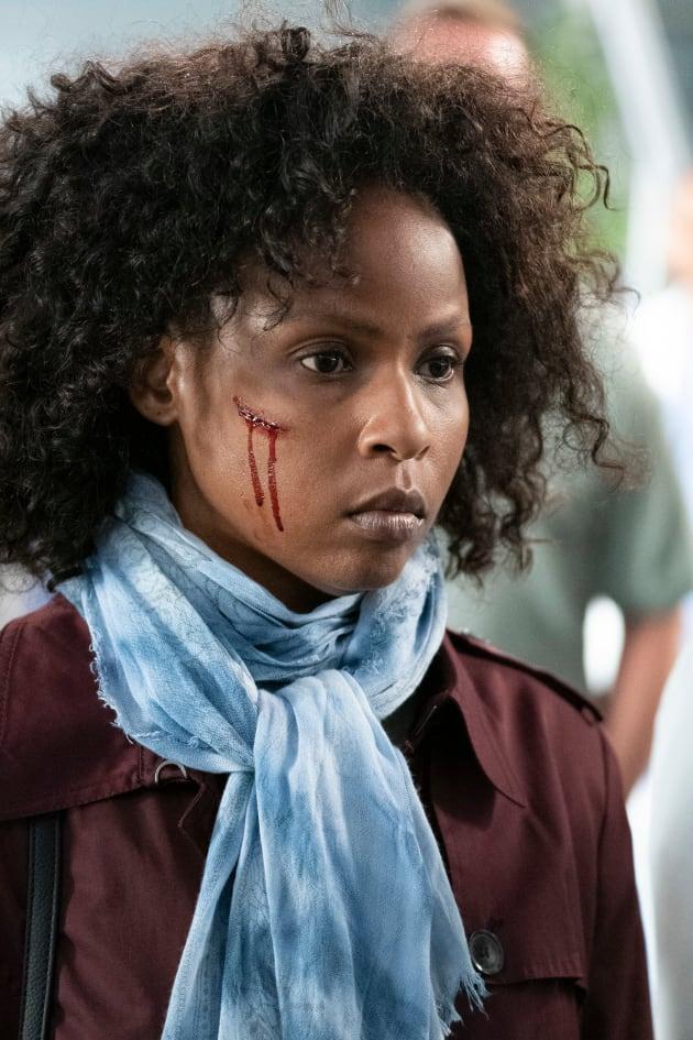A Survivor - Grey's Anatomy Season 15 Episode 19