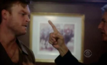 Extended NCIS Promo: Giving Thanks